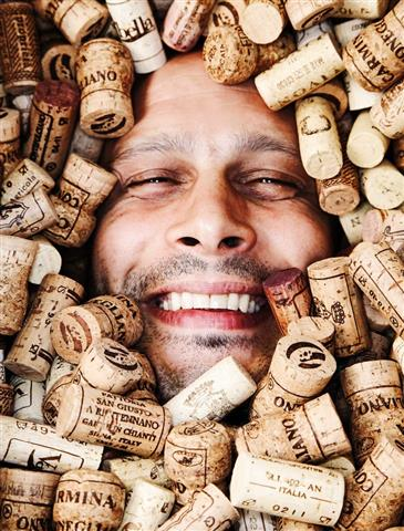 CloseUp Face Corks